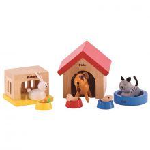 Dukkehus tilbehør - Kjæledyr