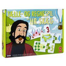 Hr. Skjegg - Telle og regnespill