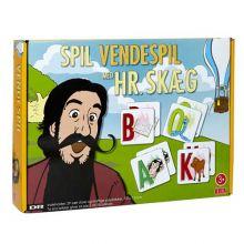 Hr. Skjegg - vendespill
