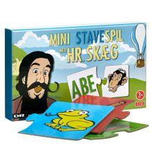 Hr. Skjegg - Mini stavespill