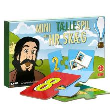 Hr. Skjegg - Mini tellespill