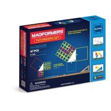 Magformers Pythagoras Sæt - 47 dele