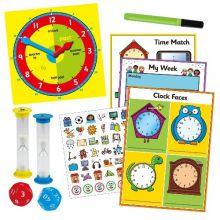 Lær Klokken - Læringssett
