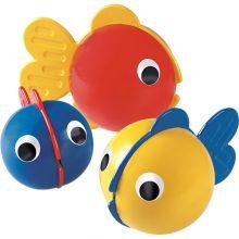 Badelek - 3 små fisker