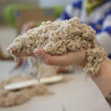 Kinetic Sand 5 kg.