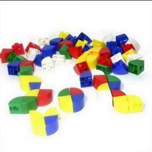 Cubes 2 cm - kvadrant, 200 stk