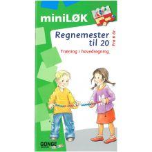 mini-LØK - Regnemester 2, lær til 20