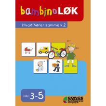 Bambino-lær - Hva hører sammen 2