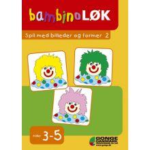 Bambino-lær - Bilder og former 2