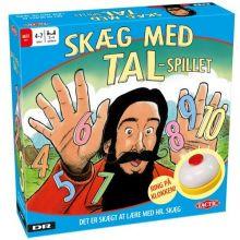 Hr. Skjegg - Tallspillet