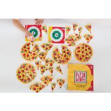 Brøkspill - Pizza på farten