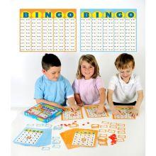 Bingo - Lær Matematikk