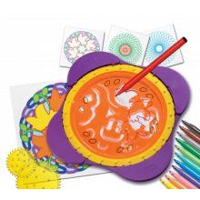 Tegnesjablonger Mandala