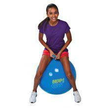 Hoppeball 65cm blå