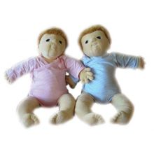 Joyk empati dukke 50 cm - Nyfødt
