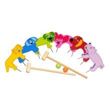 Hagespill - Krokket med dyr