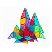 Magna-Tiles | Transparent 32 stk.