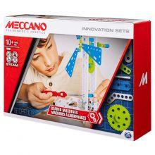Meccano - Bygg med gear