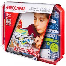 Meccano - Bygg med motor