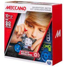 Meccano - Rask konstruksjoner