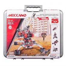 Meccano - Supert konstruksjonssett, 638 deler
