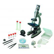 Mikroskop - starterkit i koffert