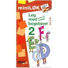 mini-LØK - Lek med små og store bokstaver 2
