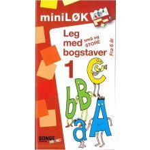 mini-LØK - Lek med små og store bokstaver 1