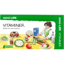 mini-LØK - Vitaminer