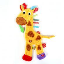 Sutteklut med taggies - Giraff