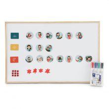 Piktogrampakke DIY, Stor - Jente
