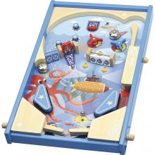 Pinball i tre - Havet