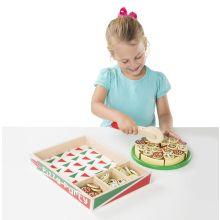 Lekemat - Pizza i tre