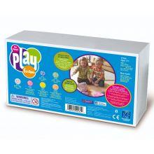 PlayFoam - Institusjonspakke, 6 farger