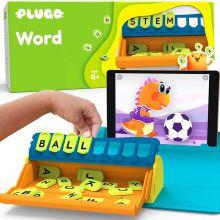 Plugo letters - Interaktive bokstaver (engelsk)