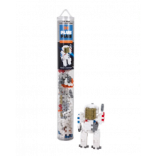Plus-Plus i rør - Astronaut, 100 stk