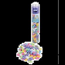 Plus-Plus i rør - Pastell Mix, 240 stk