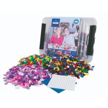 Plus-Plus Miks inkl. kasse - 2.400 stk
