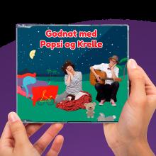 Popsi og Krelle CD - Godnattsanger