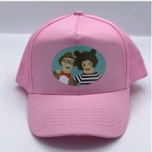 Popsi og Krelle Caps, Rosa