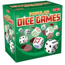 Populære terningspill