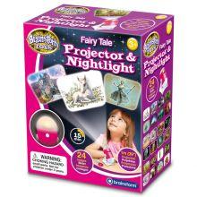 Projektor og nattlampe - Eventyr