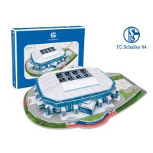 Puslespill 3D - Shalke 04 Stadion