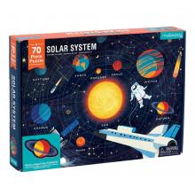 Puslespill, 70 brikker - Solsystemet