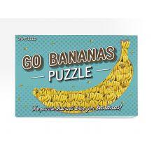 Puslespill med 316 brikker - Go Bananas