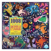 Puslespill med 1.008 brikker - Stjernetegn