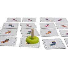 Reaksjonsspill - Krokodillens sokker