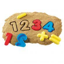 Sandformer - Sifre og tegn, 26 stk