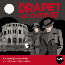 Solve A Mystery - Drabet Ved Stortinget