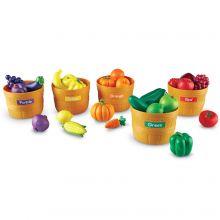 Sorteringssett - Frukt og grønnsaker